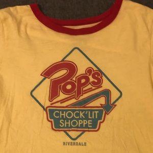 Ripple Junction Tops - riverdale pops t-shirt